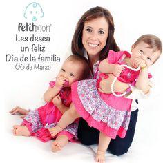 06 de Marzo, Día de la familia #PetitMon #díadelafamila #06demarzo #felizdía #domingo