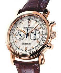 Vacheron Constantin | Malte Chronograph | Rotgold | Uhren-Datenbank watchtime.net | juwelier-haeger.de