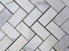 Carrara Marble Bathroom, Calacatta Gold Marble, Marble Mosaic, Stone Mosaic, Mosaic Tiles, Marble Floor, Shower Floor Tile, Bathroom Floor Tiles, Wall Tile