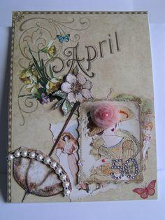 50th birthday card - Scrapbook.com