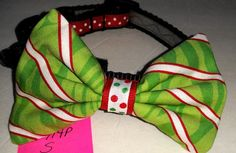 25% off....HOLIDAY25 ( Coupon Code).... @ checkout DOG COLLAR & BOWTIE by osewdeborah on Etsy