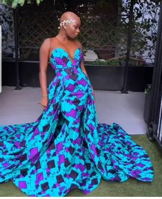 African wedding dresses for women /Ankara mermaid dress/dinner dress/African party dress/African shop - African Party Dresses, African Wedding Dress, African Dresses For Women, African Print Dresses, African Print Fashion, African Attire, African Fashion Dresses, African Women, Wedding Dresses