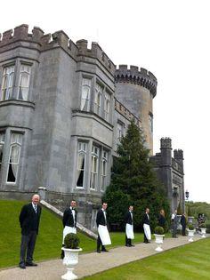 image-honeymoon-destination-ireland-castle-9 Dromoland Castle Hotel - Honeymoon