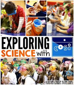 hands-on science with COSI