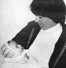 Lindy's long-awaited baby girl.