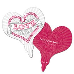Love Treat Toppers now featured on Fab.