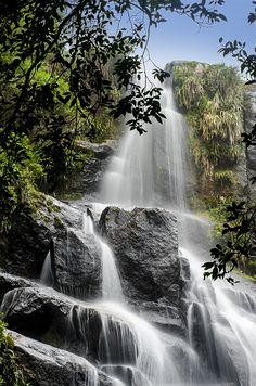 Cachoeira do Véu da Noiva, Parque N. Itatiaia, RJ