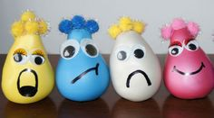 Kids craft idea: Wacky sacks