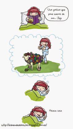 humor Crochet Humor, Knit Crochet, Knitting Yarn, Cross Stitch, Geek Stuff, Comics, My Love, Funny, Handmade