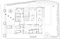 Casa Franklin / Epstein Arquitectos (planta baja)