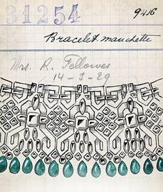 Van Cleef & Arpels - The Manchette Bracelets