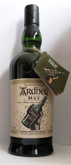 Currently at the Catawiki auctions: Ardbeg Day -  Release the Peat!