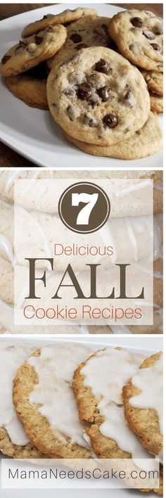 These cookies are perfect for gifts and holiday occasions. I've compiled this list of Fall cookie recipes. Fall is my favorite season and it is the season