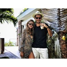 Olivia Palermo in St Barts