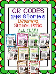 QR CODES IN YOUR CLASSROOM