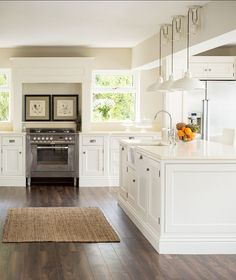 Kitchen. Country Kitchen. Country White Kitchen ideas.  Hand Crafted Kitchens by Jonathan Williams. BMLMedia.ie Photographers
