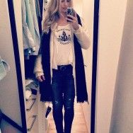 My outfit of the day #hamburg #fashionblog #bootsmannundtornado #mode #look