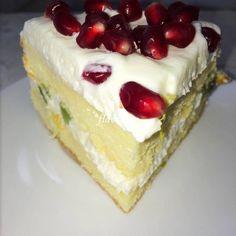Tort cu fructe - Flaveur Kiwi, Cheesecake, Desserts, Food, Cheesecake Cake, Postres, Deserts, Cheesecakes, Hoods