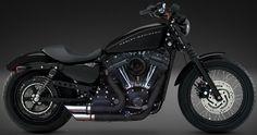 Harley Davidson Nightster.