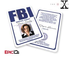 -- THIS ID IS EXCLUSIVELY FOR COLLECTIBLE & NOVELTY PURPOSES ONLY -- EPIC IDs is not responsible for any other use, or misuse, of this product which may be in violation of local, state and/or federal