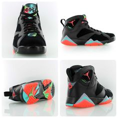 watch d69f9 4cfad Marvin the Martian is coming down to Earth. Air Jordan 7 Retro 30th Marvin