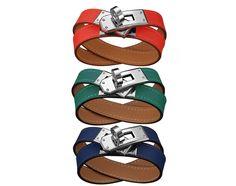 Hermès F/W13 Kelly Double Tour Bracelets