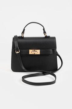 Lindsey Mini Top Handle Satchel Hermes Kelly, Satchel, Handle, Handbags, My Style, Mini, Womens Fashion, Accessories, Top