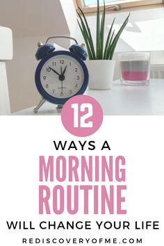 12 Ways a Morning Routine will Change Your Life! Find out how a good routine bef… 12 Ways a Morning Routine will Change Your Life! Find out how a good routine before work or. Morning Habits, Morning Routines, Transform Your Life, Health And Wellbeing, Mental Health, Stress And Anxiety, You Changed, How To Fall Asleep, Health Fitness