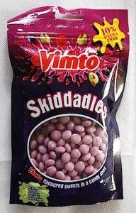 Vimto Skidaddles- VEGAN!