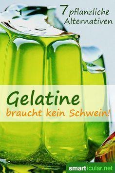 Wie man geschmacksneutrale Gelatine zur Gewichtsreduktion macht