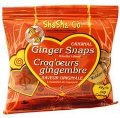 http://goo.gl/bBvXLC - iHerb product review: ShaSha Bread Co, Original Ginger Snaps | High Score Blog - Iherb Coupon YUY952