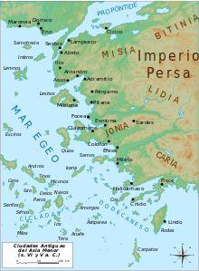 Ionian School (philosophy) - Wikipedia, the free encyclopedia