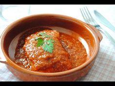 Bacalao a la vizcaína - Recetas de cocina RECETASonline