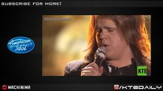 Caleb Johnson - Maybe I'm Amazed - American Idol 2014 Top 4