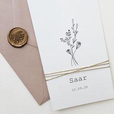 Heart Wedding Invitations, Wedding Invitation Design, Wedding Stationery, Wedding Cards, Our Wedding, Dream Wedding, Carton Invitation, Invitation Cards, Stationery Design