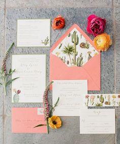 Nueva tendencia, cactus para decorar tu boda. Te atreves? http://www.unabodaoriginal.es/blog/donde-como-y-cuando/decoracion/inspiracion-cactus