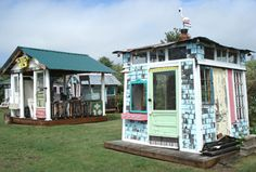 play houses for artists who are young at heart