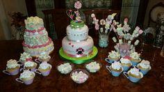 #sugarcake #birthdaycake #cakedesigne #minniecake #disneycake #sugarcake #birthdaycake
