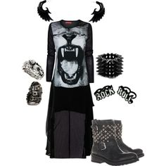 """""""rowr!!"""" by jessica-shafer on Polyvore"""