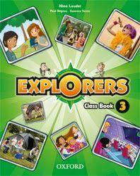 Actividades pdf para descargar Explorers 3º E.Primaria de Editorial Oxford