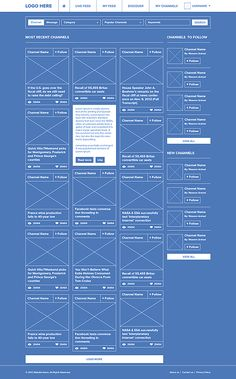 Trendlinks - Social Network on Behance