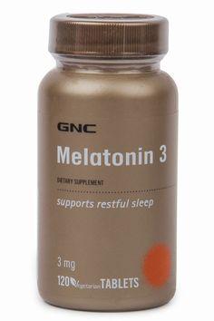 GNC Melatonin 3mg (120 Tabs)