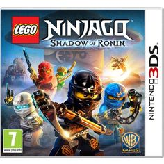 Lego Ninjago Shadow Of Ronin 3DS Game | http://gamesactions.com shares #new #latest #videogames #games for #pc #psp #ps3 #wii #xbox #nintendo #3ds