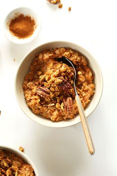 Sweet Potato Pie Oats | 29 Breakfasts That Will Inspire You To Eat Better This Year