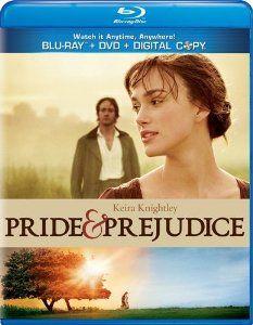 Amazon.com: Pride & Prejudice [Blu-ray/DVD Combo + Digital Copy]: Keira Knightley, Matthew Macfadyen, Brenda Blethyn, Talulah Riley, Rosamund Pike: Movies & TV