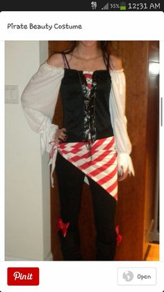 Pirate babe