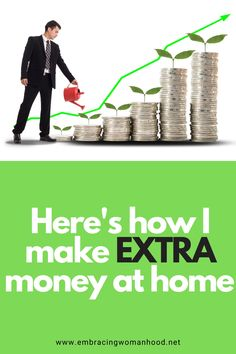 Ways To Earn Money, Earn Money From Home, How To Make Money, Create Your Own Website, Financial Tips, Money Matters, Best Web, Work From Home Jobs, Job Search