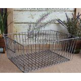great site for wire baskets, galvanized goodies, etc. - found on house of smiths blog ...