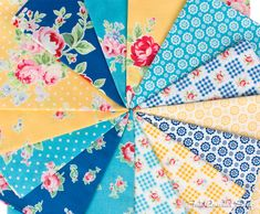 Flower Sugar by Lecien Fabrics