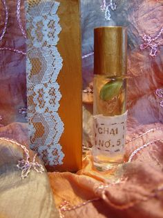 Chai N0. 5 Roll On Fragrance Essential Oils by NopalitoVintageMore